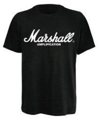 T-shirt Marshall Logo