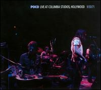 Live At Columbia Studios, Hollywood 9/30/71
