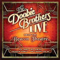 Live From The Beacon Theatre (+DVD)