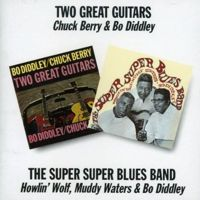 Two Great Guitars + The Super Super Blues Band