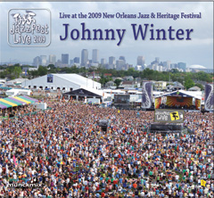 Live At The 2009 New Orleans Jazz & Heritage Festival