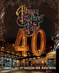 40th Anniversary Show Live At The Beacon Theatre