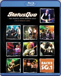 The Frantic Four Reunion 2013, Live At Wembley Arena (BLU-RAY)