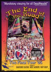 The End Of The Road, The Final Tour '95